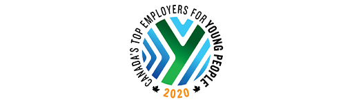 Canada Top 100 Employers logo